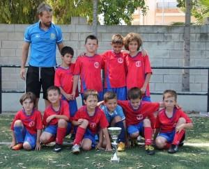 torneo prebenjamines-escuelafutbol-loriguilla