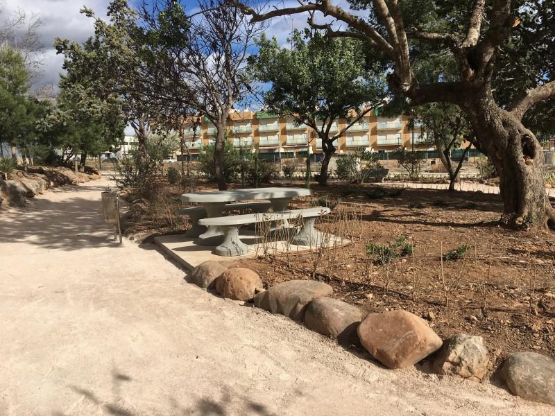 El Ayuntamiento de Loriguilla mejora Parques y Jardines Municipales