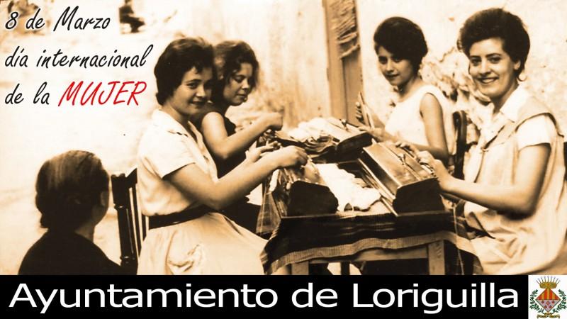 El Ayuntamiento de Loriguilla conmemora el Día Internacional de la Mujer 2016