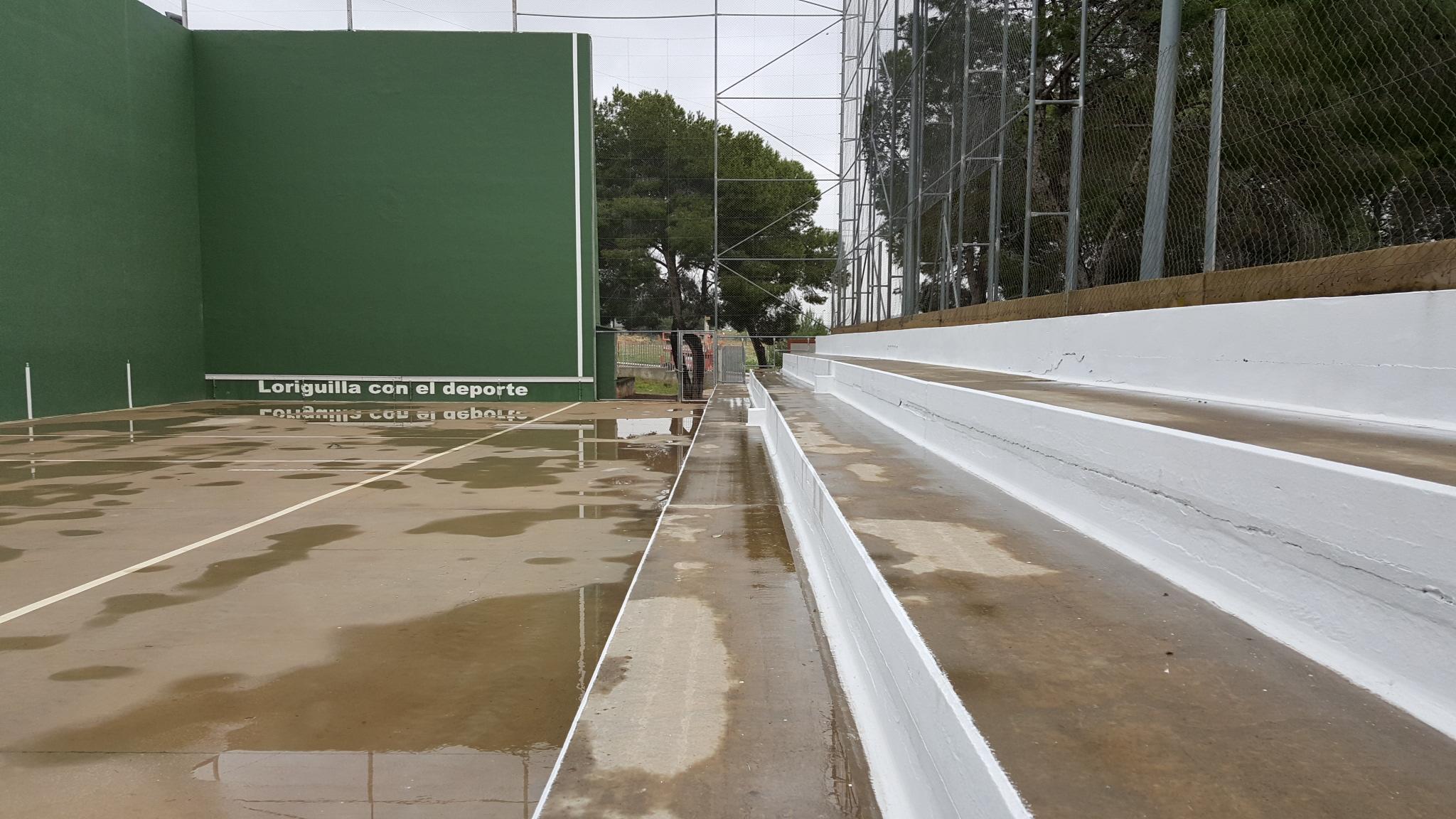 El Ayuntamiento reabrirá las pistas de pádel y frontón el 25 de mayo