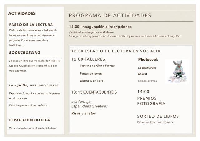 Maraton-Lectura-Loriguilla-2017-Programa