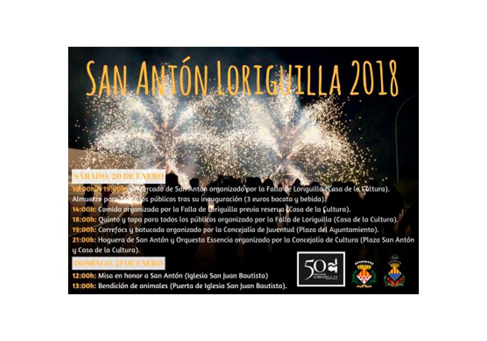 Loriguilla se prepara para celebrar San Antón