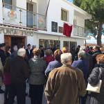 Discurso de Sergio Alfaro, en el primer acto del 50 aniversario