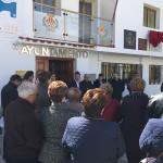 Discurso del alcalde Sergio Alfaro en el primer acto de conmemoración del 50 aniversario