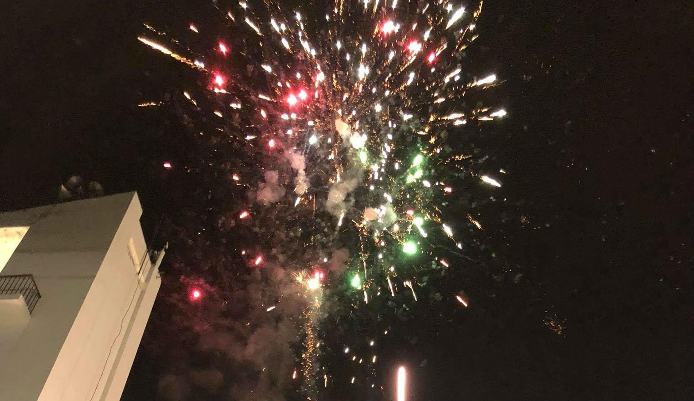 Loriguilla celebrará la festividad de la Virgen de la Soledad con un castillo de fuegos artificiales