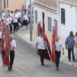 Desfile de bandas 50 aniversario del traslado