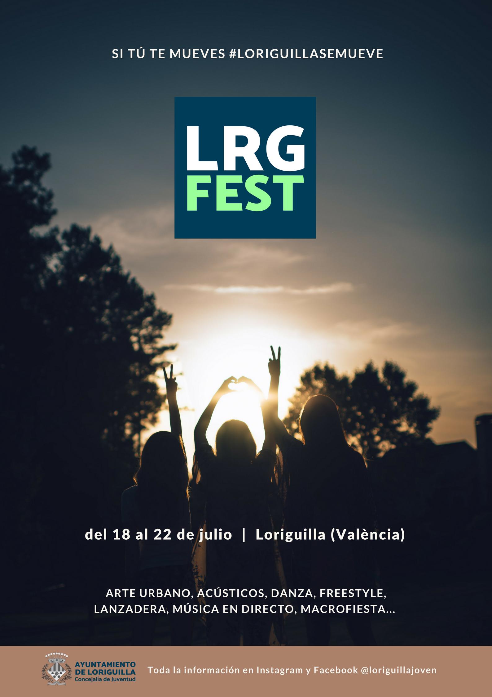 La II Edición de LRGFEST se consolida como festival de música independiente, nuevas propuestas artísticas y de ocio