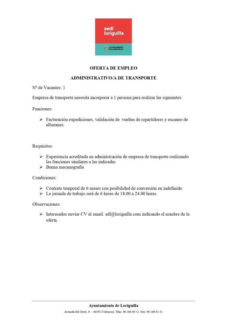 Oferta de empleo administrativo de transporte_page-0001 (2)