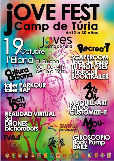 JOVE FEST Camp de Túria