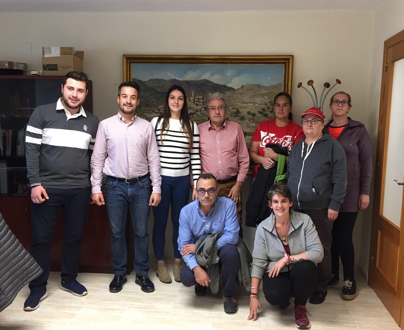 Loriguilla contrata a diez personas a través de los planes de fomento de empleo subvencionados por Labora