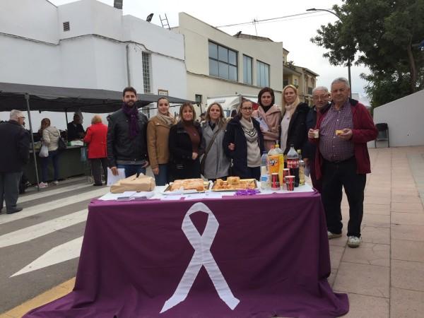 Loriguilla instala un «punto violeta» contra la violencia de género