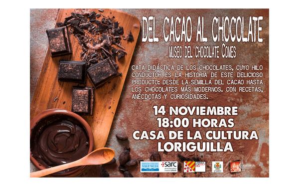 La Casa de la Cultura acoge un taller didáctico sobre el chocolate