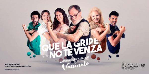 En marcha la campaña de vacunación contra la gripe