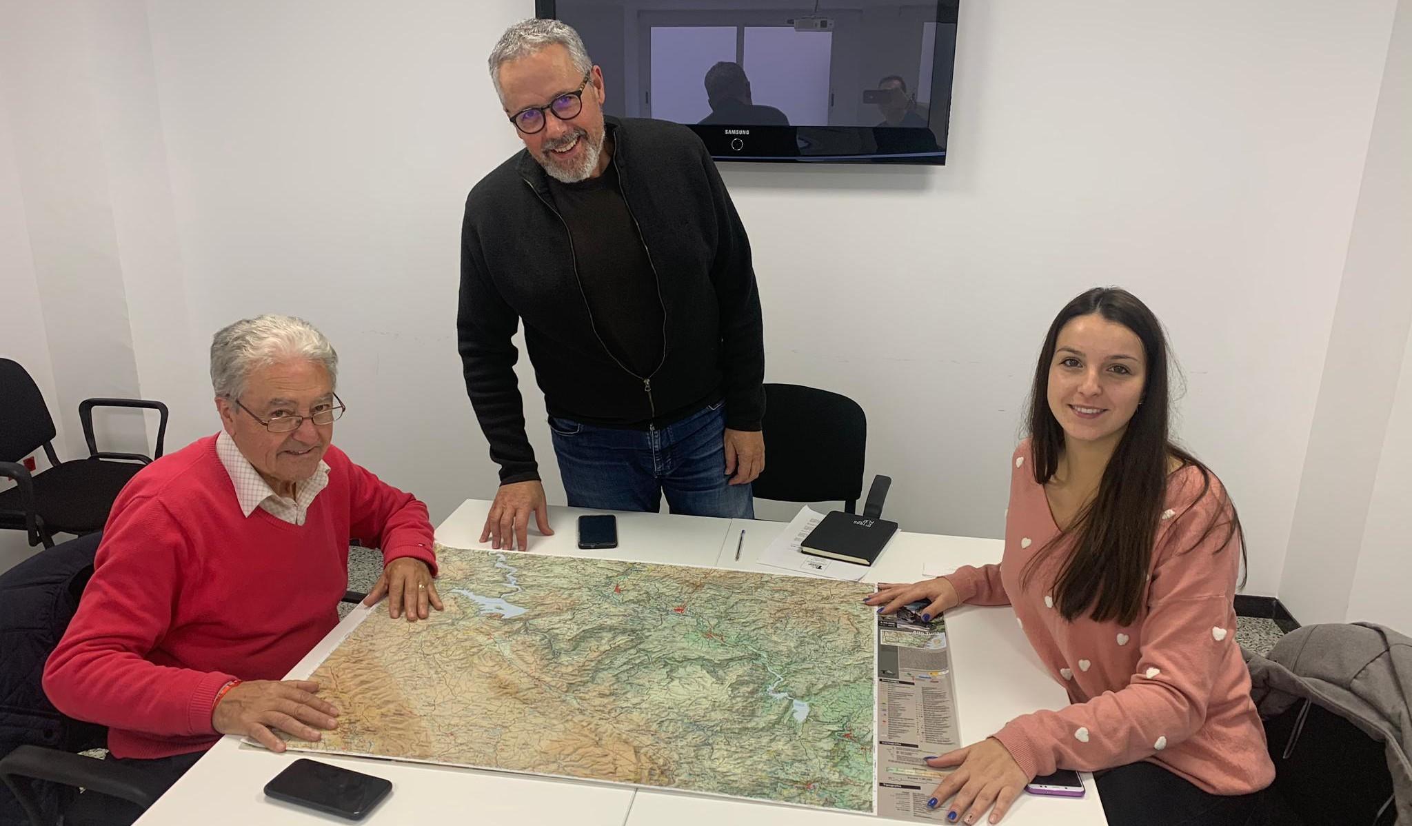 Ayuntamiento y Patronat Provincial de Turisme exploran acuerdos de colaboración para promocionar el Pueblo Viejo