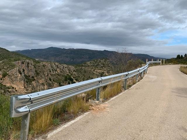 Mejora la seguridad vial del Pueblo Viejo y la protección del mirador de la Era del Tío Moreno