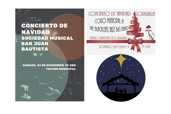 Dos conciertos protagonizan la antesala de la Navidad en Loriguilla
