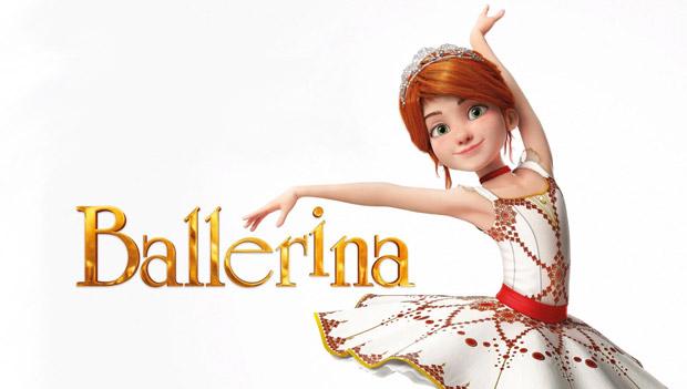 Cinefórum infantil con «Ballerina», la víspera de Nochebuena