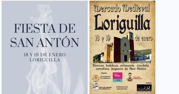 Todo listo para celebrar la Fiesta de San Antón en Loriguilla