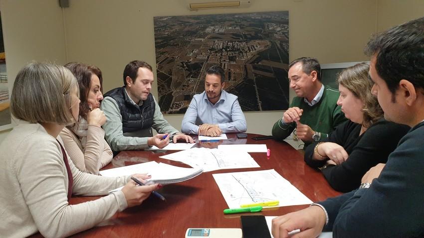 Los alcaldes de Loriguilla, Riba-roja y Cheste reclaman a las administraciones una mejora en las infraestructuras y conexiones con la A-3