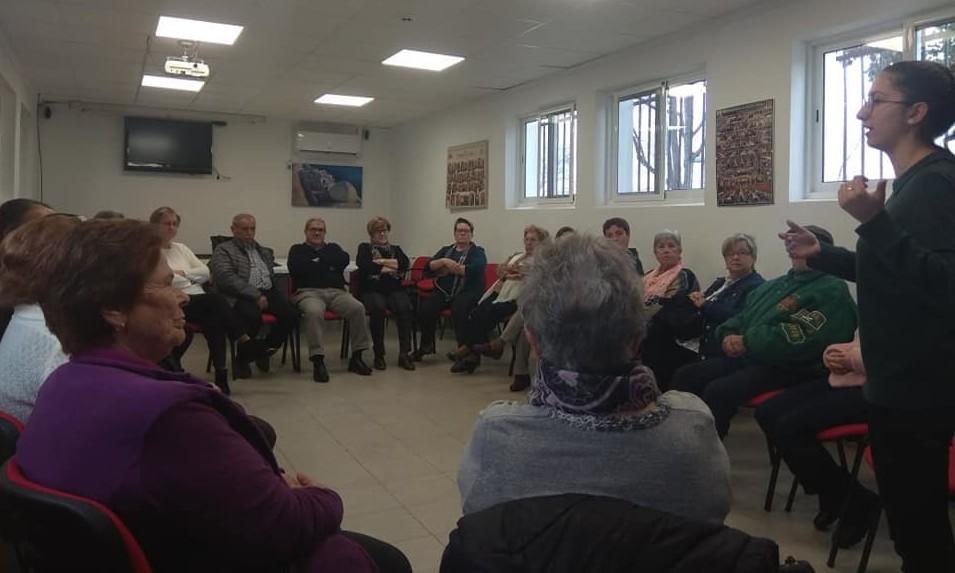 Mayores inicia el ciclo de talleres gratuitos en el Hogar del Jubilado