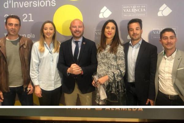 Loriguilla se beneficiará del Plan de Inversiones de la Diputación para 2020-2021