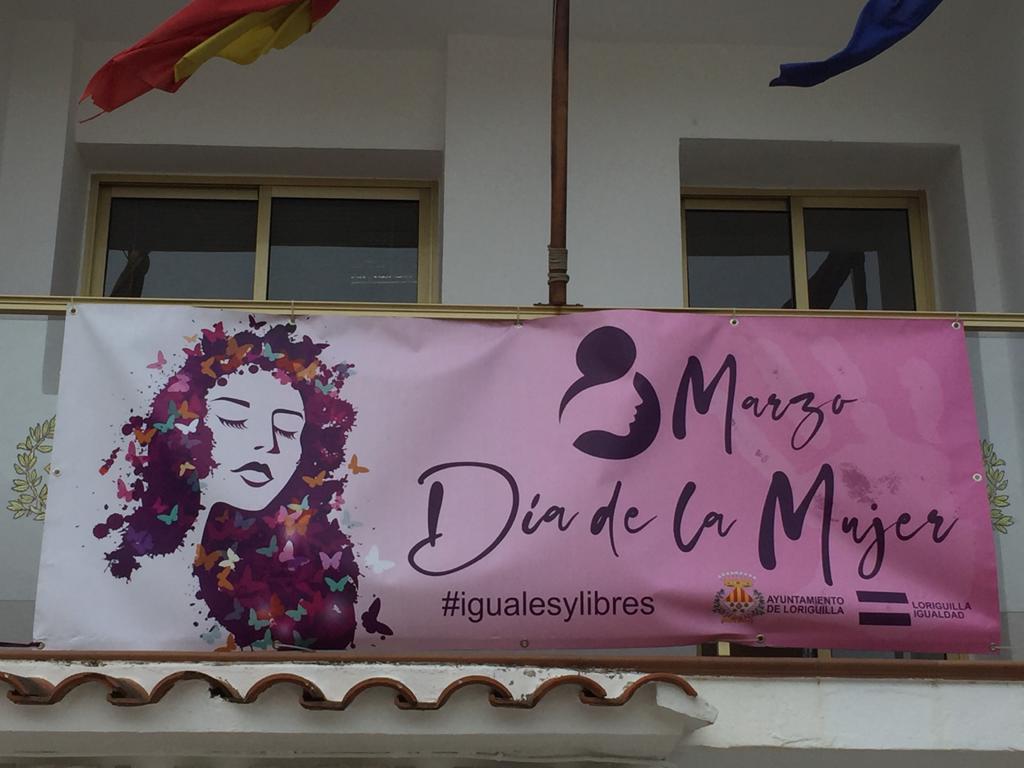 Los actos del Día Internacional de la Mujer se trasladan hoy a la Casa de la Cultura por razones climatológicas
