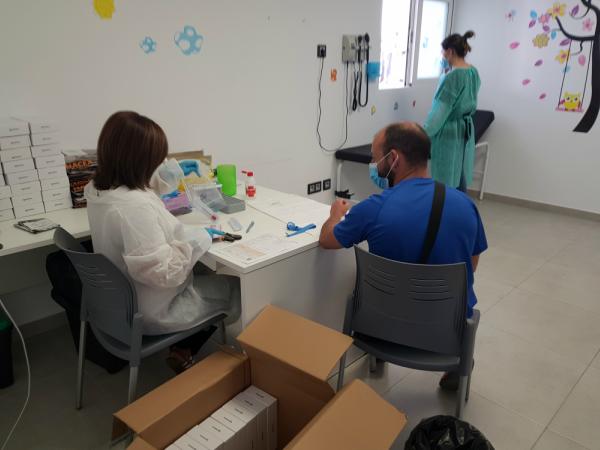 Loriguilla realiza test de detección de coronavirus a la Policía Local y a sus empleados públicos
