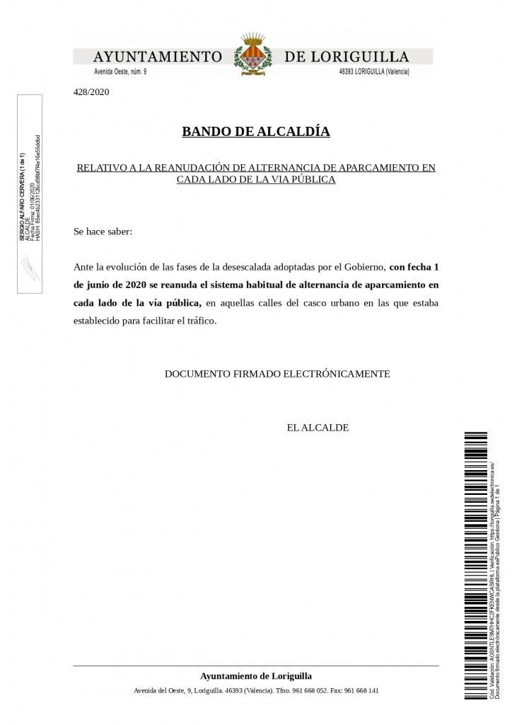 _BANDO sobre reanudación aparcamiento alternativo_page-0001