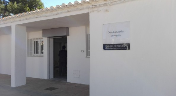 Consultorio Auxiliar Loriguilla
