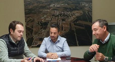 El alcalde de Loriguilla asume la presidencia de la Asociación de Municipios del Eje A-3