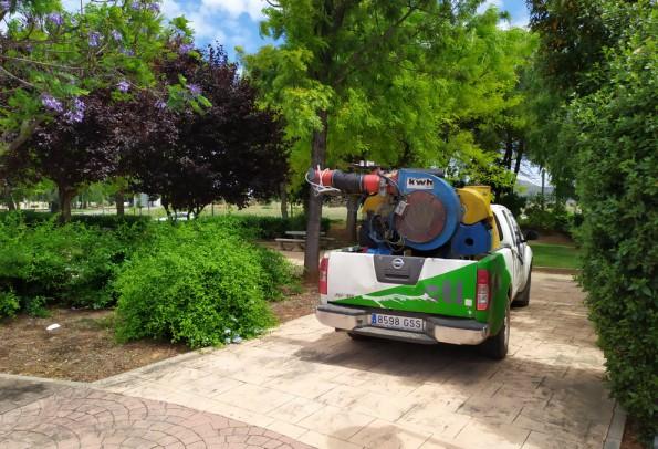 El Ayuntamiento intensifica la campaña de prevención y control de plagas