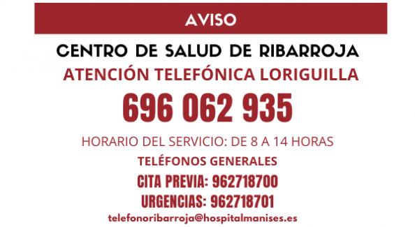 TELÉFONOS GENERALES