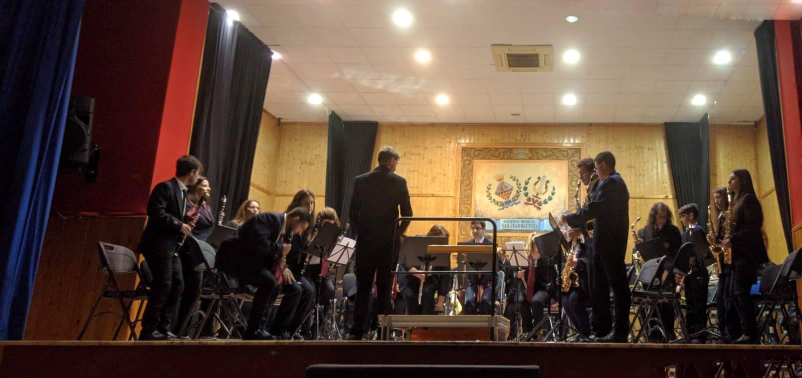 Abierta la matrícula para el nuevo curso de la Escuela de Música Municipal de Loriguilla