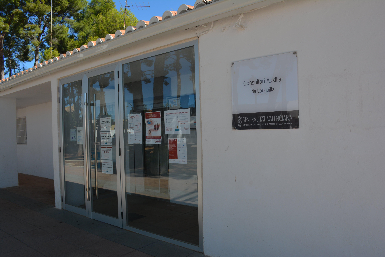 El Centro de Salud de Loriguilla recupera, de lunes a viernes, el servicio presencial de medicina y enfermería a partir del 1 de marzo