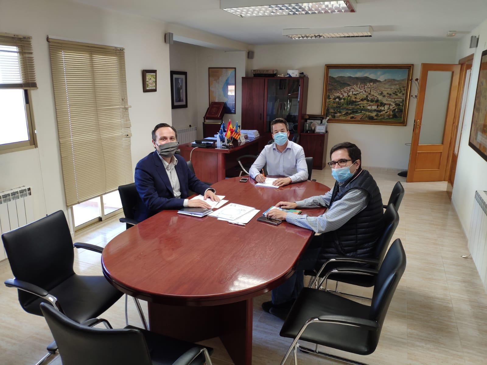 El Ayuntamiento de Loriguilla trabaja para crear una asociación de empresarios