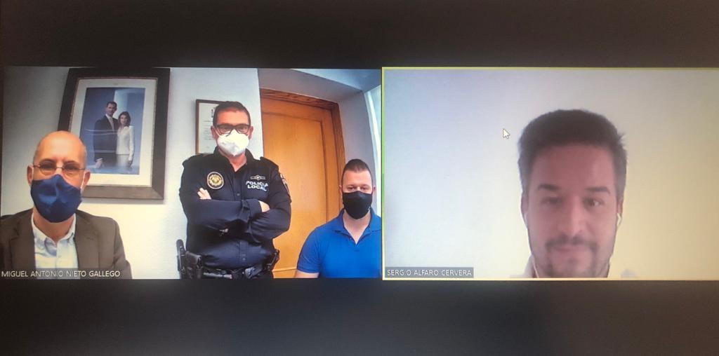 El agente Jorge Romero Campos se incorpora al cuerpo de la Policía Local de Loriguilla