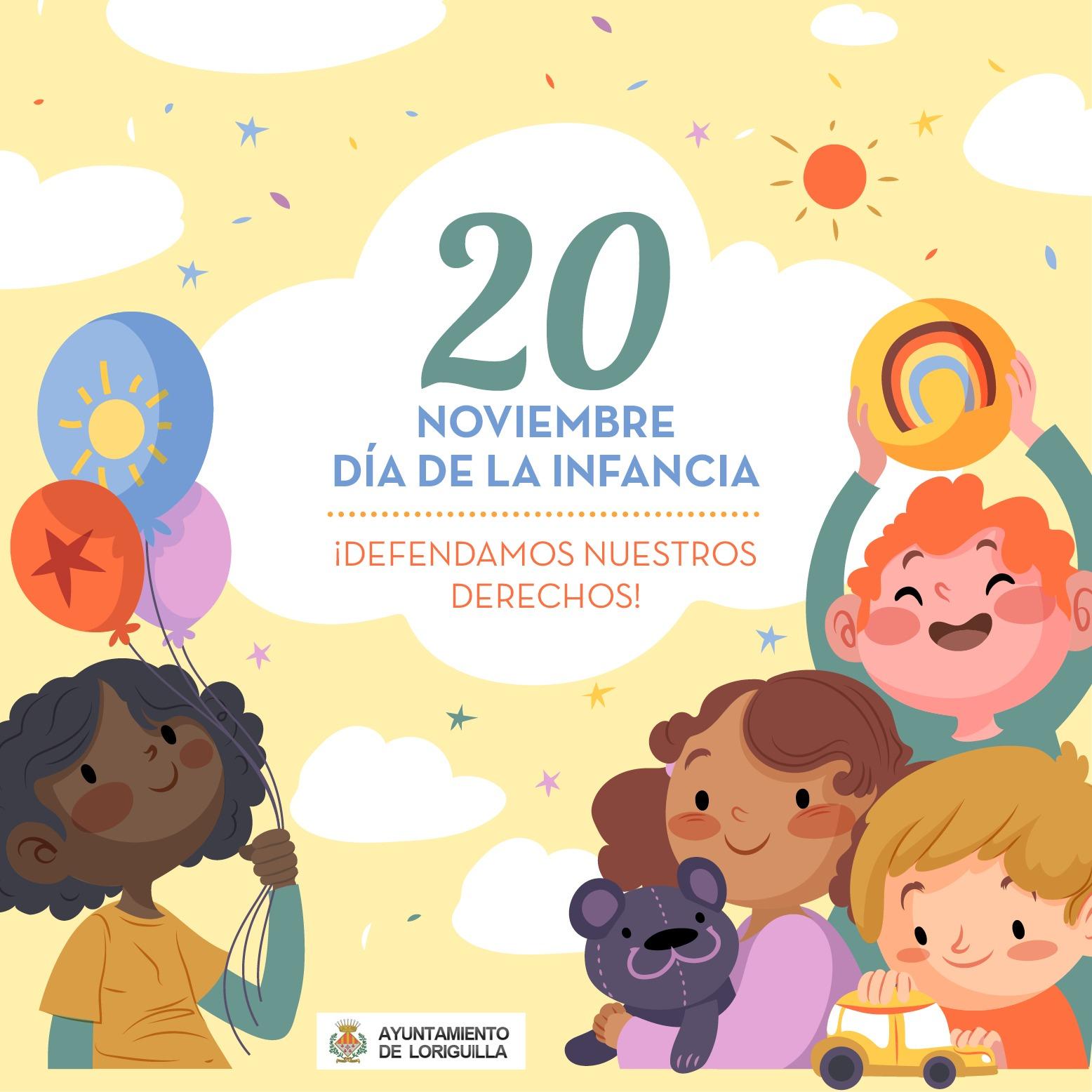 Loriguilla celebra el Día Internacional de la Infancia