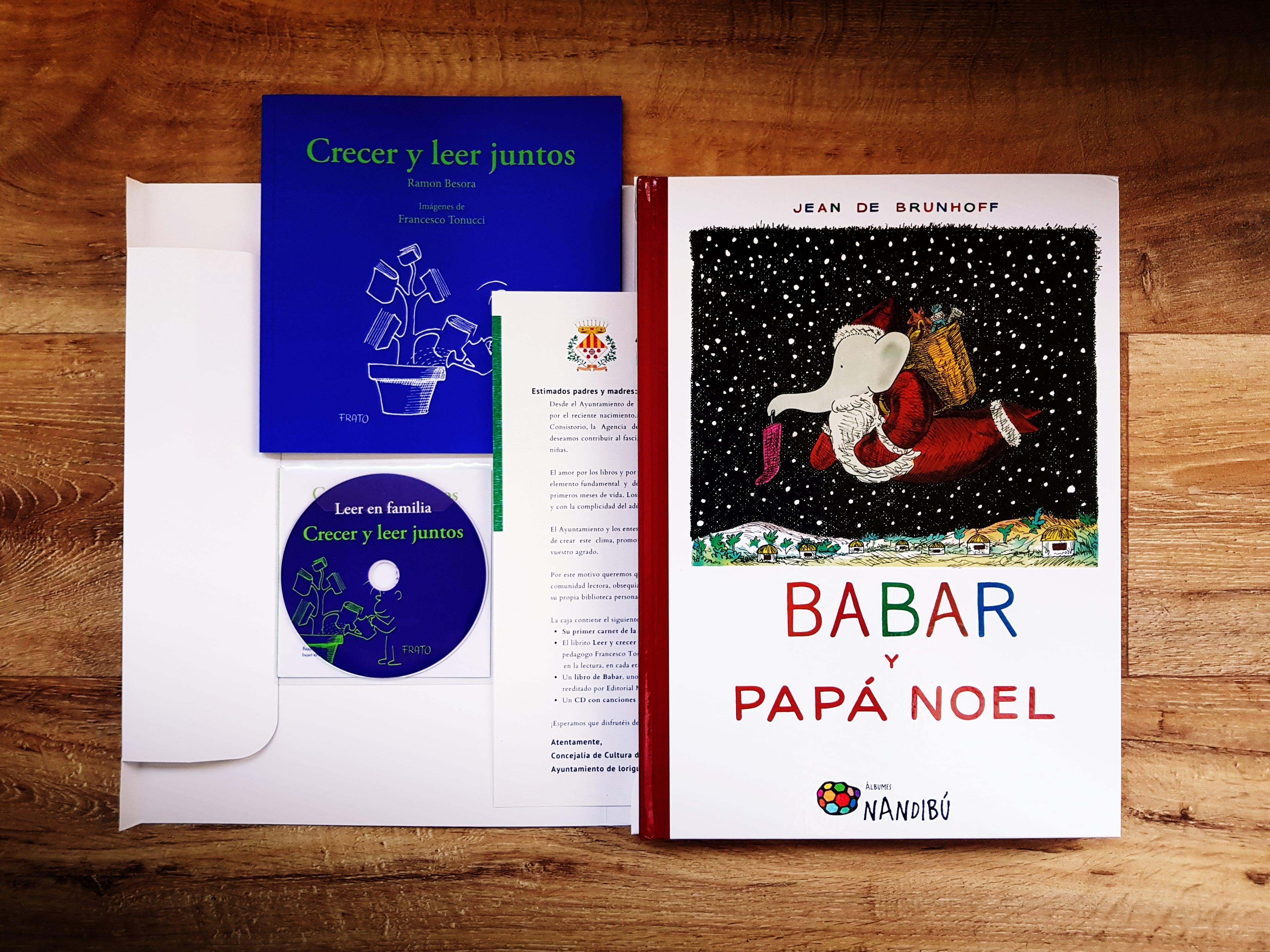 """""""Con un libro bajo el brazo"""", la nueva propuesta del Ayuntamiento de Loriguilla para fomentar la lectura desde las primeras etapas de la infancia"""