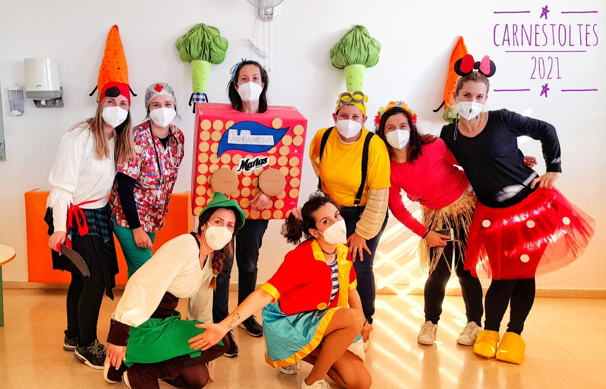 La Escuela Infantil Mandarina celebra Carnaval