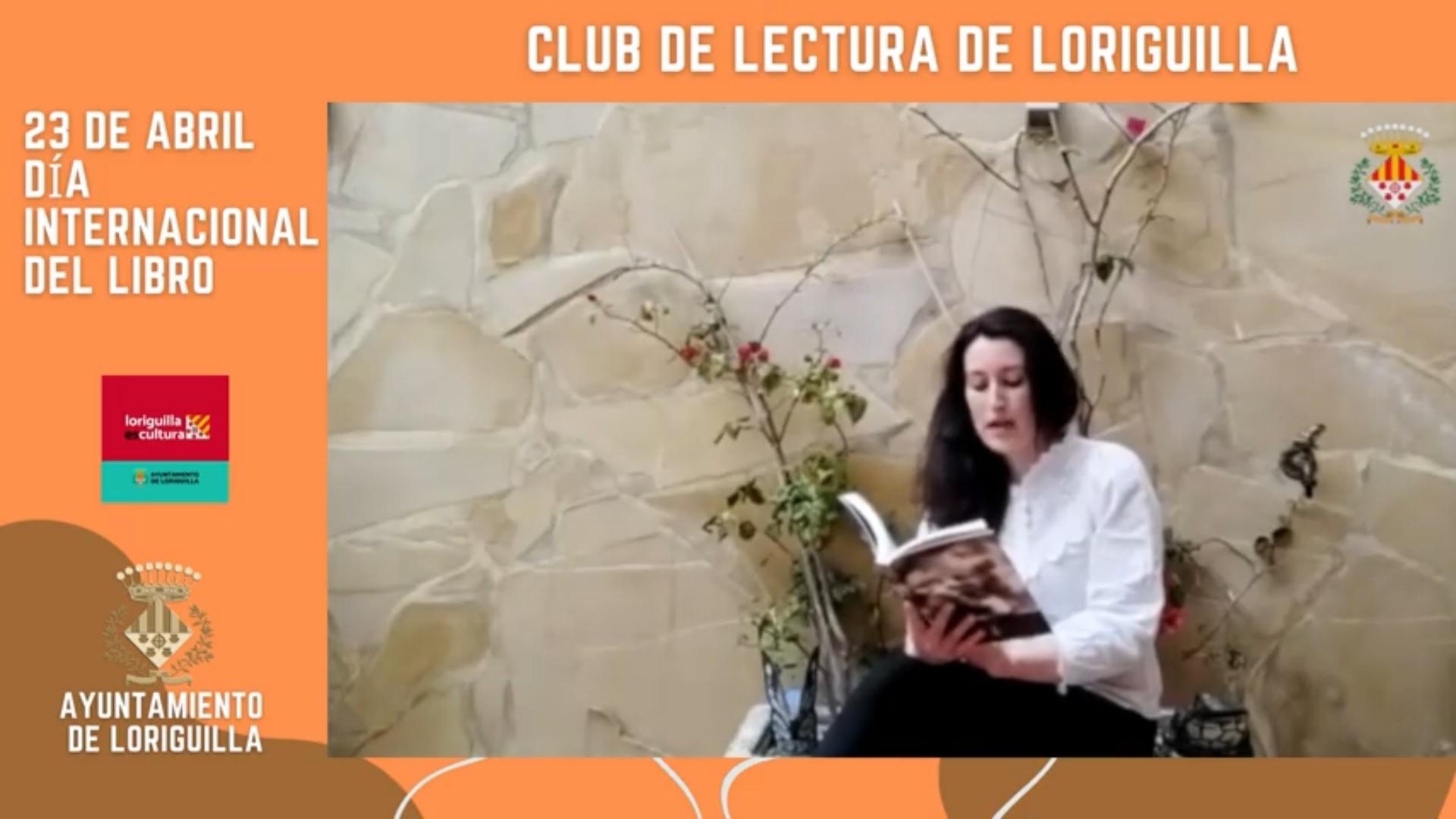 El Club de Lectura narra un fragmento del libro Loriguilla para celebrar el Día del Libro