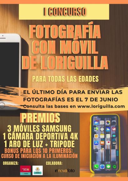 Loriguilla organiza su primer concurso de fotografía móvil
