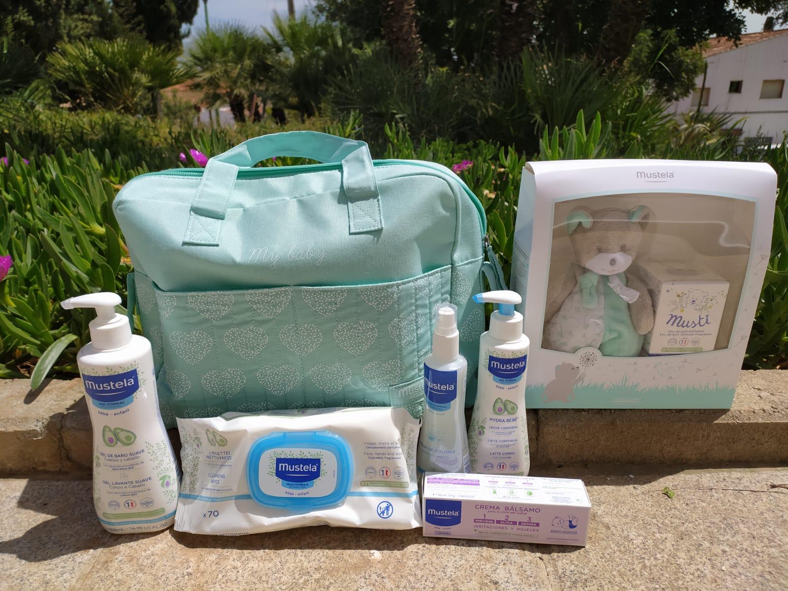 El Ayuntamiento de Loriguila distribuye lotes de productos de higiene y cuidado entre las familias de recién nacidos