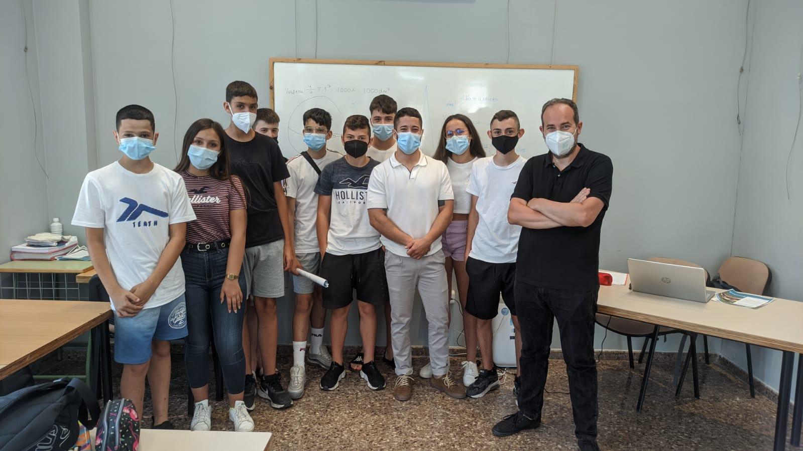 El Aula de Estudio de Loriguilla finaliza sus clases
