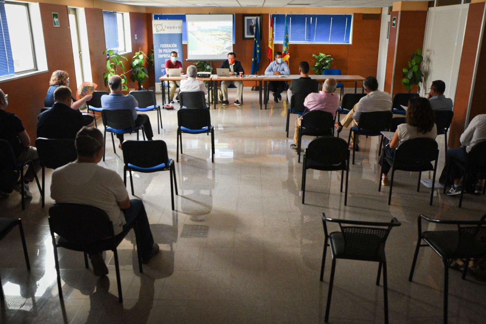 El Ayuntamiento de Loriguilla anima al sector empresarial del municipio a trabajar de manera conjunta y crear una EGM