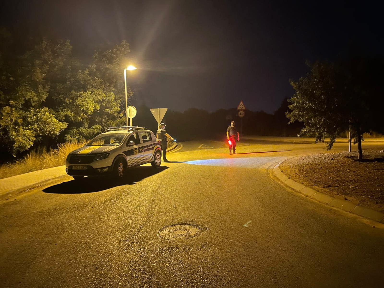 La Policía Local de Loriguilla incrementa los controles policiales de alcohol y drogas