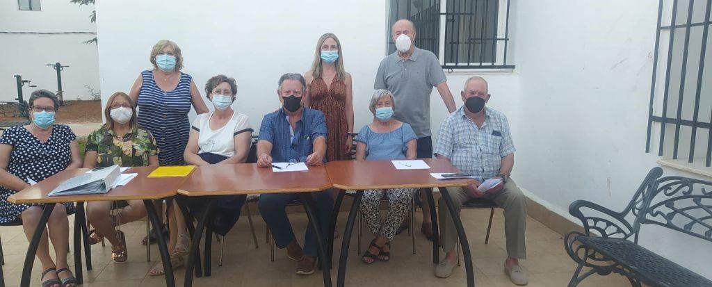 La Asociación de Jubilados y Pensionistas de Loriguilla cuenta con una nueva junta