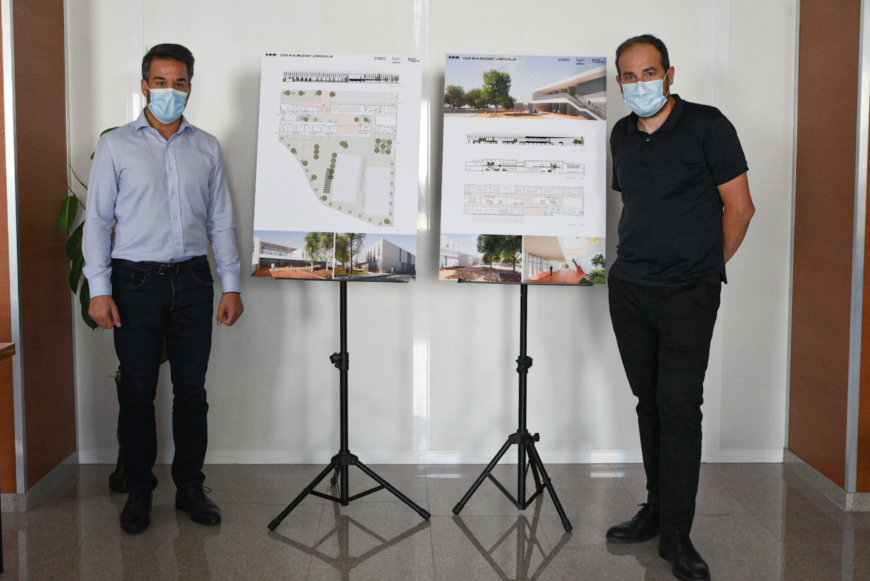El Ayuntamiento de Loriguilla presenta el proyecto técnico del muevo CEIP Mozart