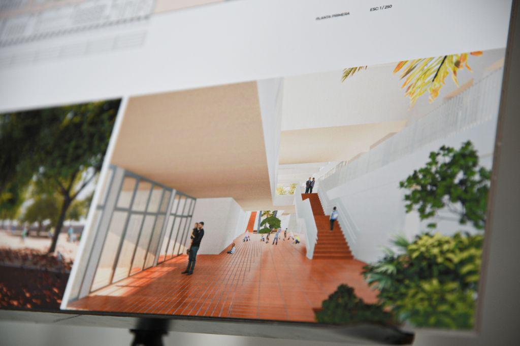 Aprobado por unanimidad el proyecto técnico del nuevo centro educativo del CEIP Mozart